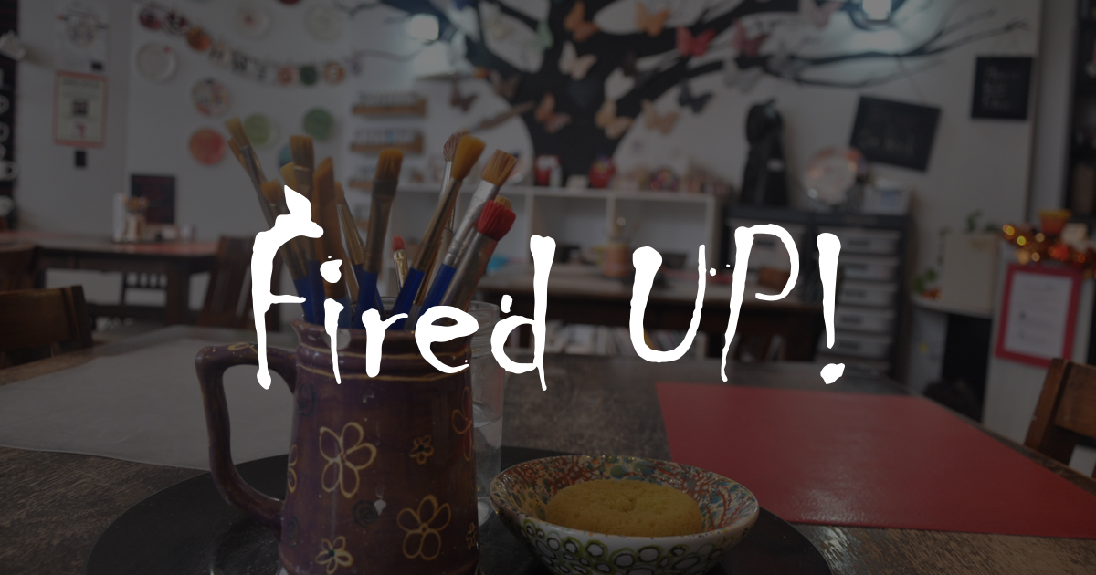 Firedup Victoria S Best Paint Your Own Pottery Studio